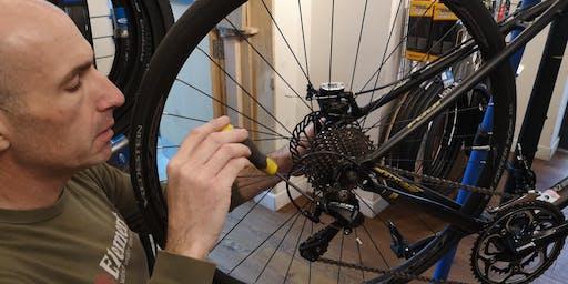 Intermediate Bicycle Maintenance