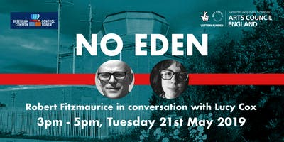 NO EDEN: Robert Fitzmaurice in discussion with Lucy Cox