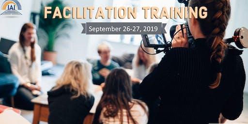 IAI - Facilitation Training 2019