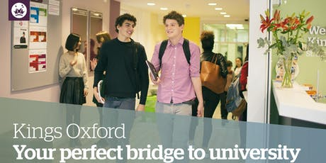 Kings Oxford Individual GCSE, A-level & Art Foundation Consultations tickets