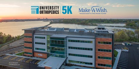 University Orthopedics 5K   2019 tickets