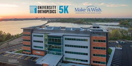 University Orthopedics 5K | 2019