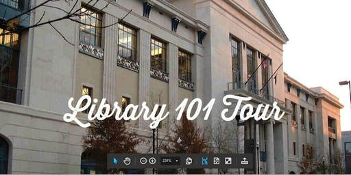 Library 101 Tour