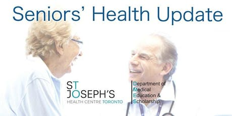 Seniors' Health Update tickets