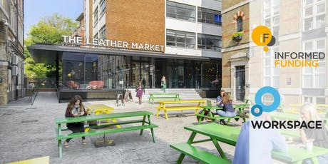 Informed Funding (One Hour) Consultations at The Leather Market - 13 August tickets