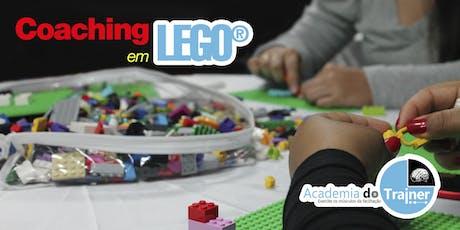 Coaching em LEGO - 4ª Edição - Goiânia ingressos