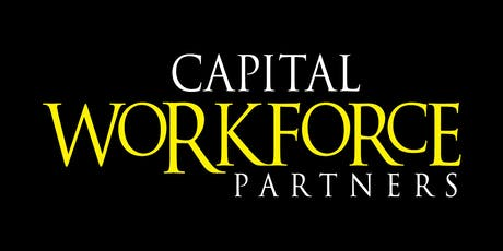 Capital Workforce Partners 2019 Annual Meeting tickets