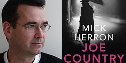 MICK HERRON - JOE COUNTRY