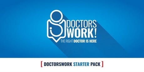 DoctorsWork! Starter Pack tickets