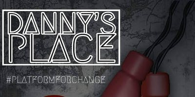 DANNY'S PLACE PC4 CHARITY WHITE COLLOR BOXING EVENT