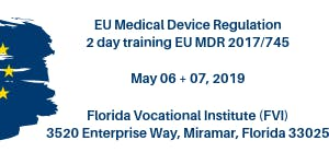 European Medical Device Regulation  2017/745