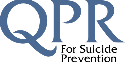 QPR - Suicide Gatekeeper Training (May 22nd)