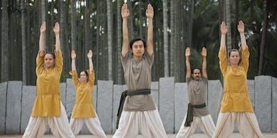 Angamardana - Yoga pour garder la forme