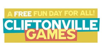 Cliftonville Games- Market, Live Music, FREE Childrens activites
