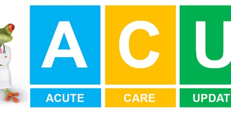 2019 Acute Care Update (ACU) tickets