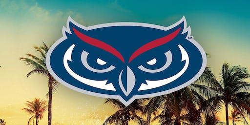 June 2019 Potential Freshman Owls Tours: Boca Campus