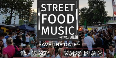1. Street Food & Music Festival Ahlen