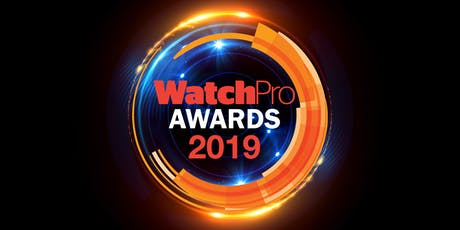 WatchPro Awards 2019 tickets