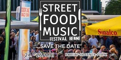 3. Street Food & Music Festival Herne
