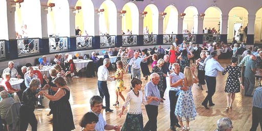 Afternoon Social Tea Dance in the beautiful Winter Gardens Pavilion, Weston super Mare.