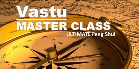 VASTU MASTER CLASS tickets