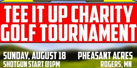 Tee It Up Charity Golf Tournament  tickets