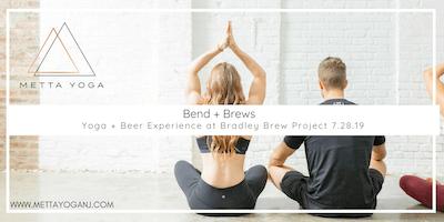 Bend + Brews at Bradley Brew Project 7/28