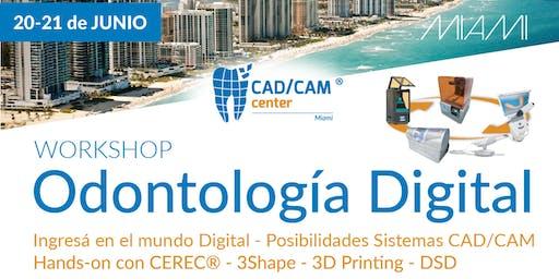 Workshop Odontología Digital Miami 2019
