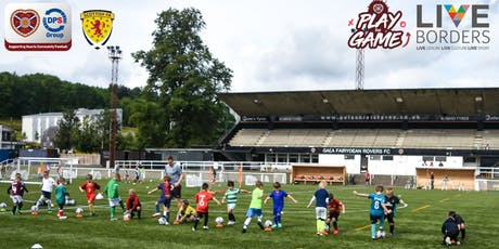 Summer Play the Game Course 2019 - Netherdale 3G, Galashiels (13-15 August '19) tickets