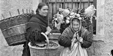 Mna na Rosann - Women of the Rosses 1875 - 1925 - History Talk