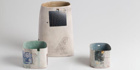 Ceramics: handbuilding and throwing masterclass tickets