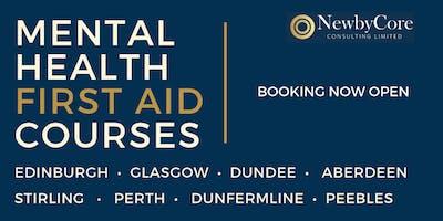 Mental Health First Aid Training - Dunfermline