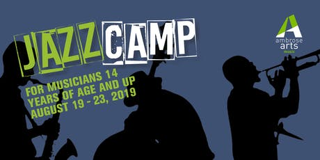 Ambrose Jazz Camp 2019 tickets