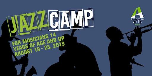 Ambrose Jazz Camp 2019