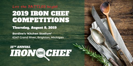 15th Annual Iron Chef Competition