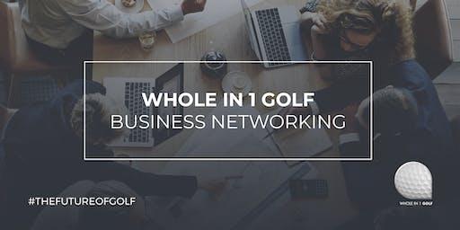 Whole in 1 Golf - Business Networking Event - Malmaison Edinburgh