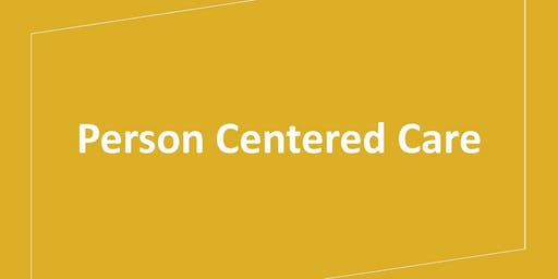 Person Centered Care