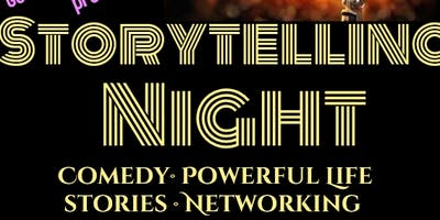 Good Girl Chronicles : Spark of Hope Storytelling Night