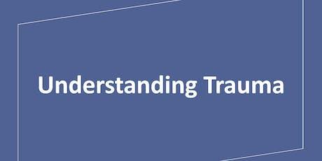 Understanding Trauma tickets