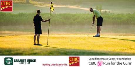 Welcome to CIBC's 2019 Technology Operations Golf Day  September 10, 2019 tickets
