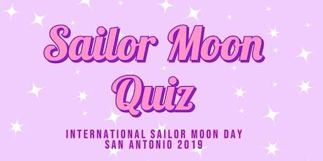 Sailor Moon Quiz - San Antonio International Sailor Moon Day 2019 tickets