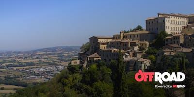 OffRoad: Gubbio, nel cuore dell'Umbria