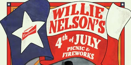WILLIE NELSON'S 4TH OF JULY PICNIC FT. LUKE COMBS, ALISON KRAUSS, & MORE tickets