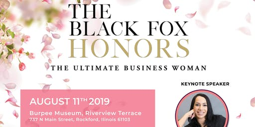 The Black Fox Honors 2019