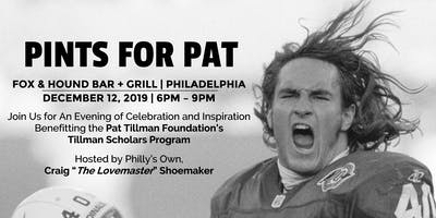 Inaugural Pints for Pat Event: Philadelphia - Army/Navy Week