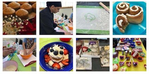 Budding Chefs, Summer Camp Baking Series