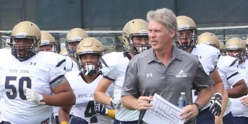 Pope John Elite Football Summer Camp 2019 Cancelled