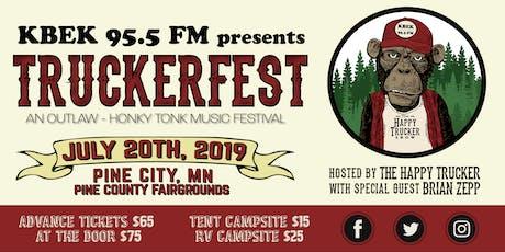 KBEK 95.5 FM presents TRUCKERFEST hosted by The Happy Trucker tickets