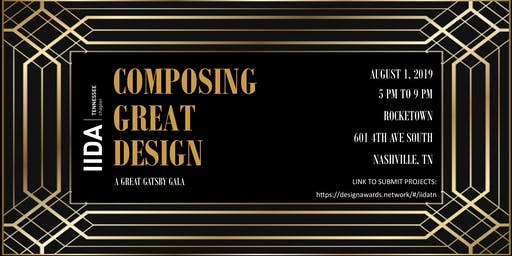 IIDA TN Chapter Composing Great Design 2019