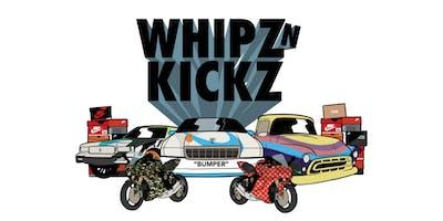 Big 75inc Presents Whipz-N- Kickz Classic Car and Sneaker Show